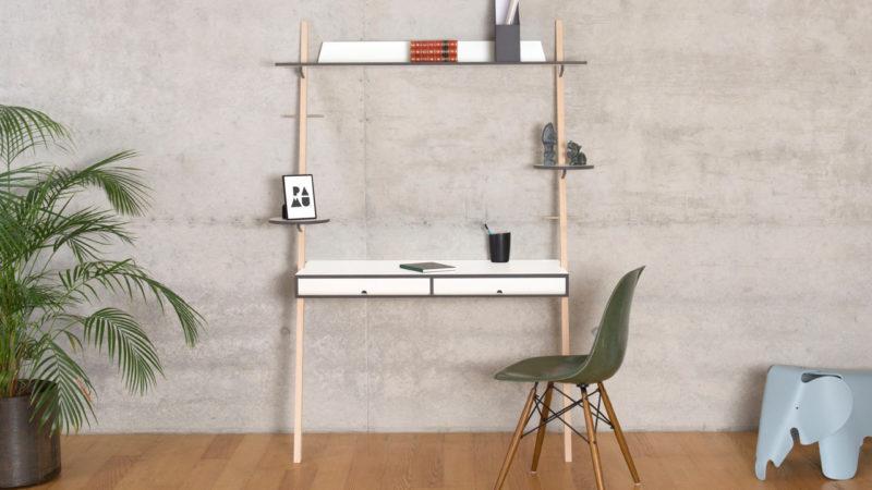Kis lakásba kis (író)asztalt
