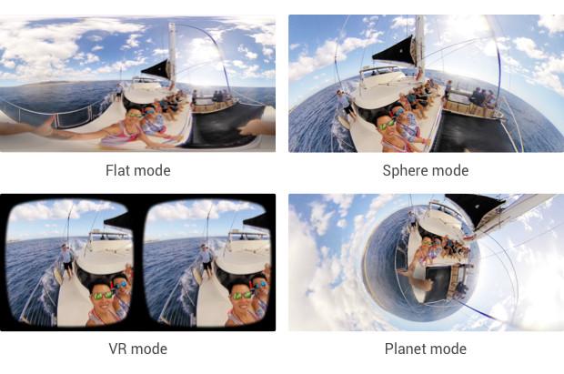 Insta360 Air 360 fokos kamera