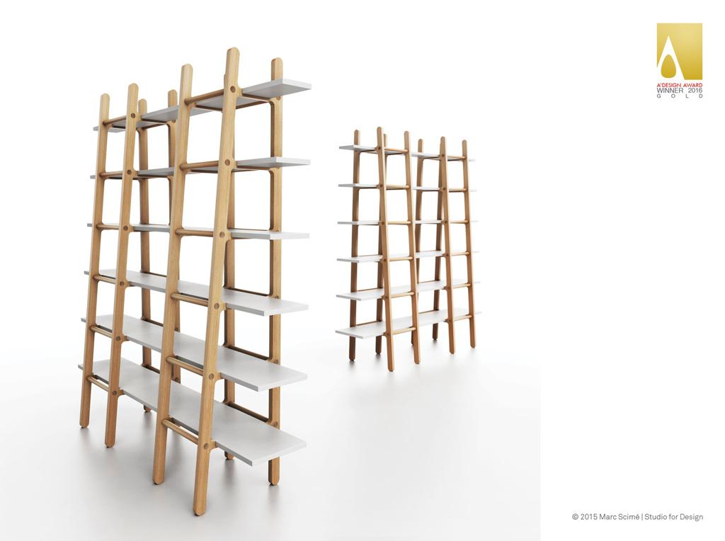 konyvespolc-huxley_ladder1