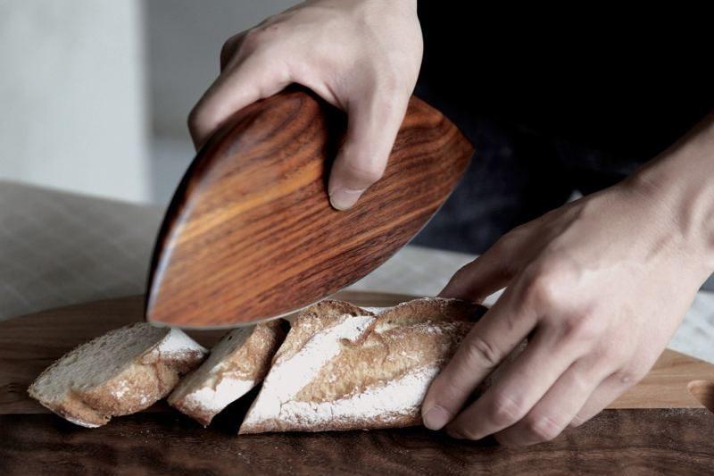"""Handaxe """"kés"""" – csak fából van, és mégis vág"""