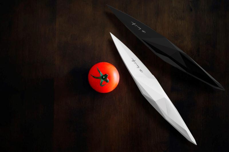 Minimalista-paleolit konyha kés