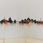 Szonja azt festi a faladra, ami igazán Rólad szól